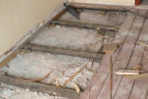 Houten Vloer Lijmen : Hoe tegels op een houten vloer te lijmen voorbereiding van de